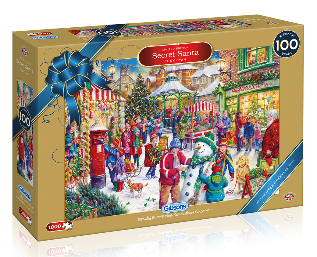 Secret Santa Limited Edition (1000pc)