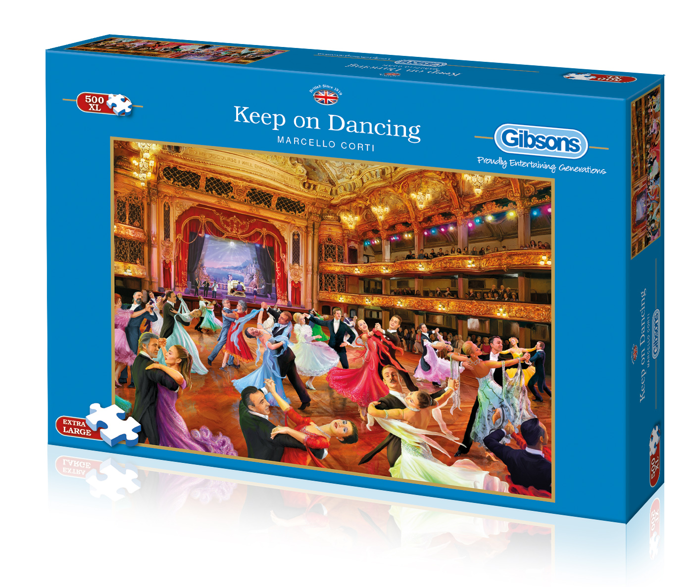 G3521-Keep-On-Dancing-500XLpc-3Dbox