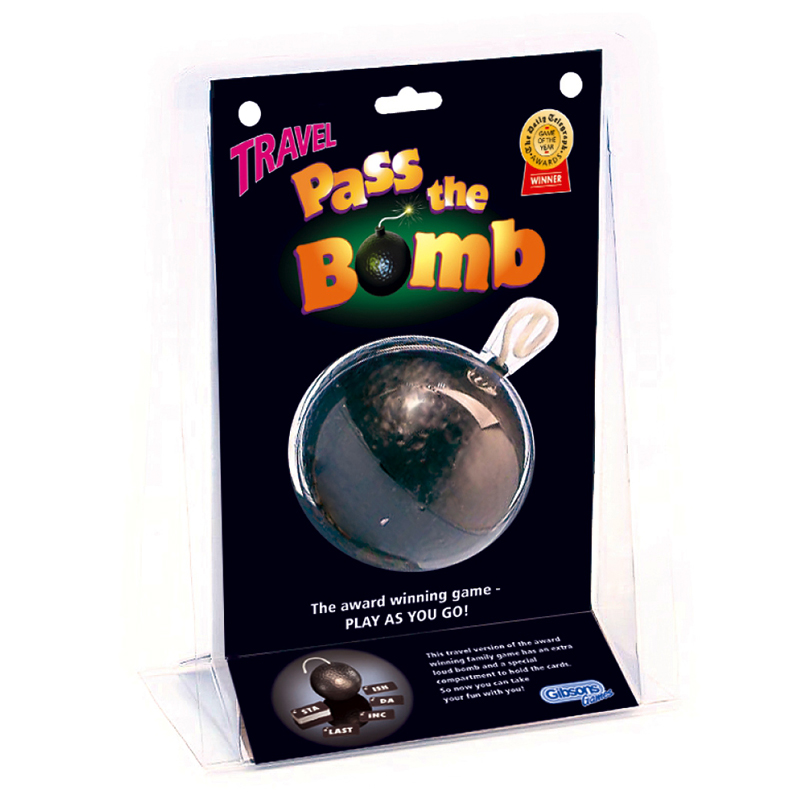 Travel Pass the Bomb