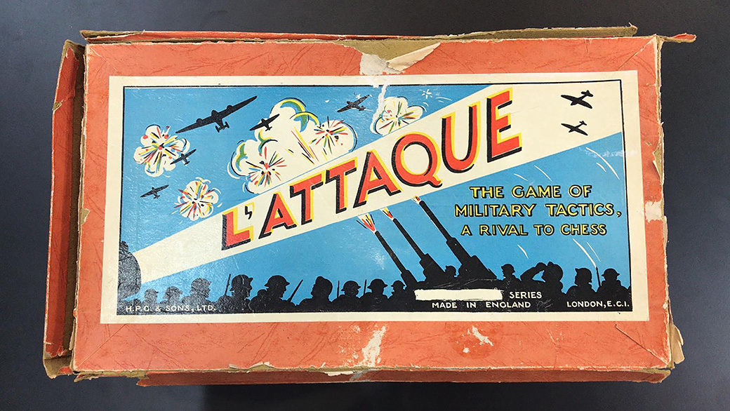 L'Attaque - Original Versions