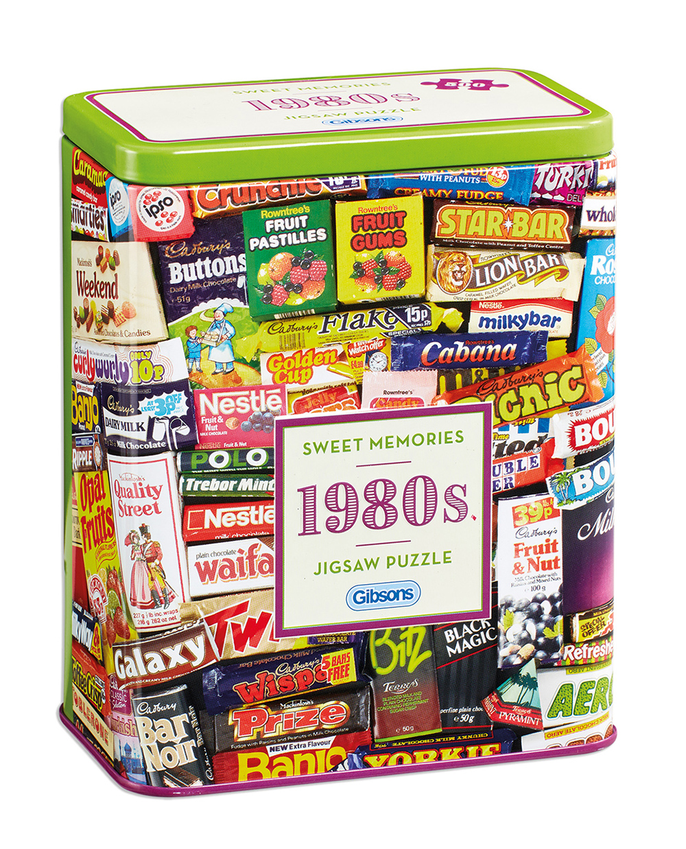 1980s Sweet Memories Gift Tin