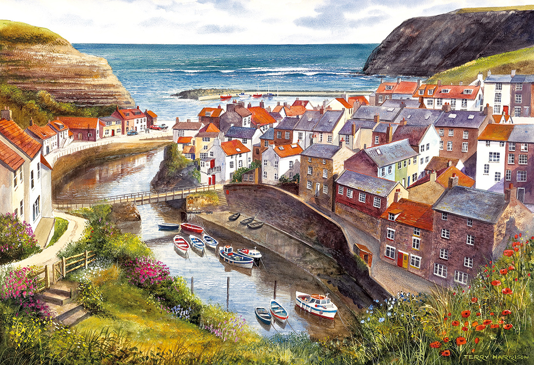 G5052 Holiday Harbours - Staithes