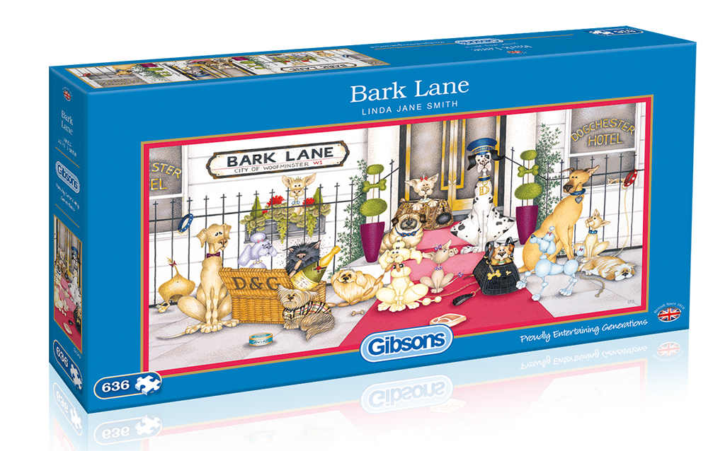 Bark Lane 636 Jigsaw Puzzle
