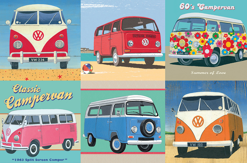 G3801-Official-VW-campervan-puz1