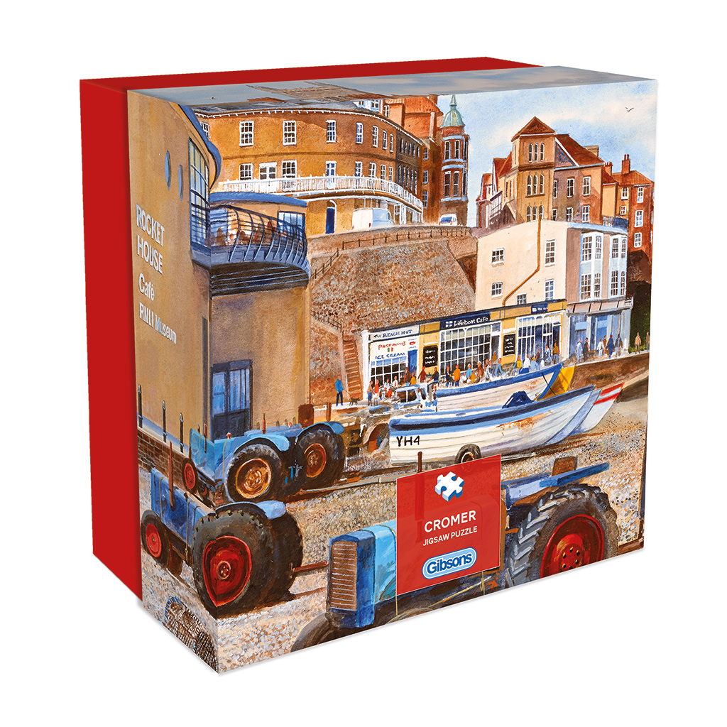 Cromer Gift Puzzle