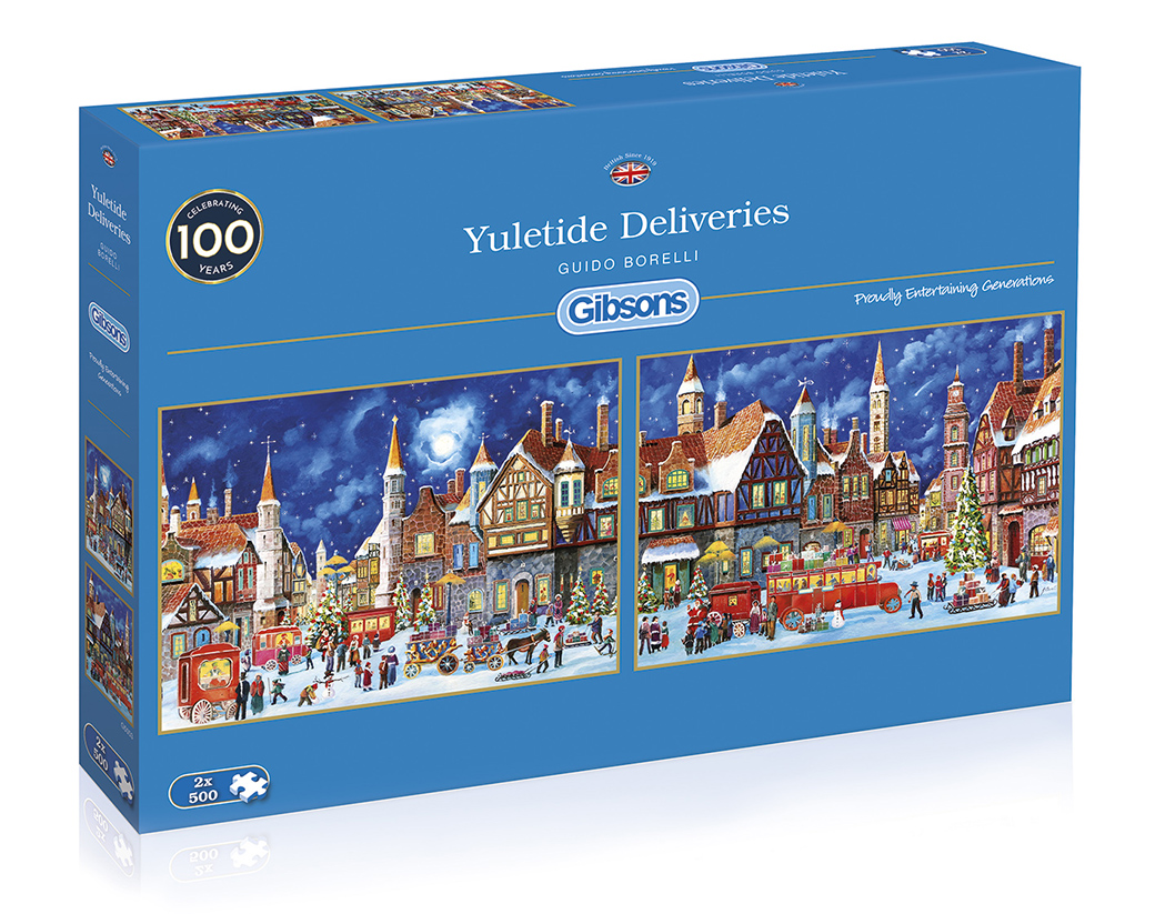 G5053 Yuletide Deliveries box