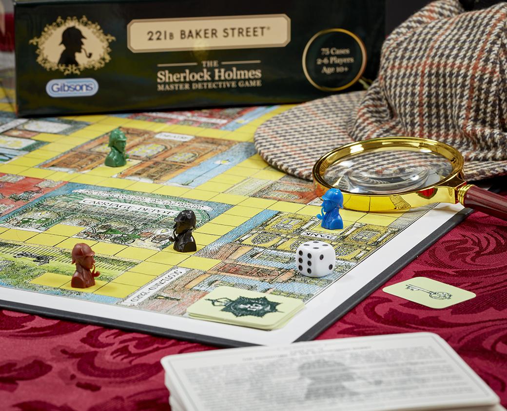 221b Baker Street | Gibsons