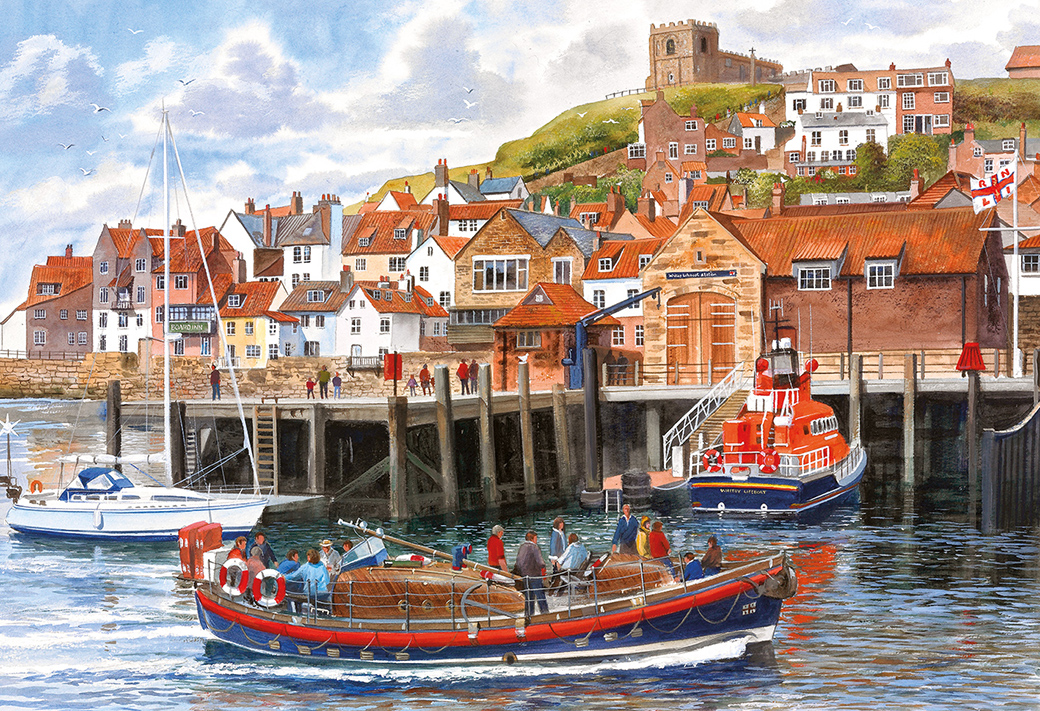 G5052 Holiday Harbours - Whitby