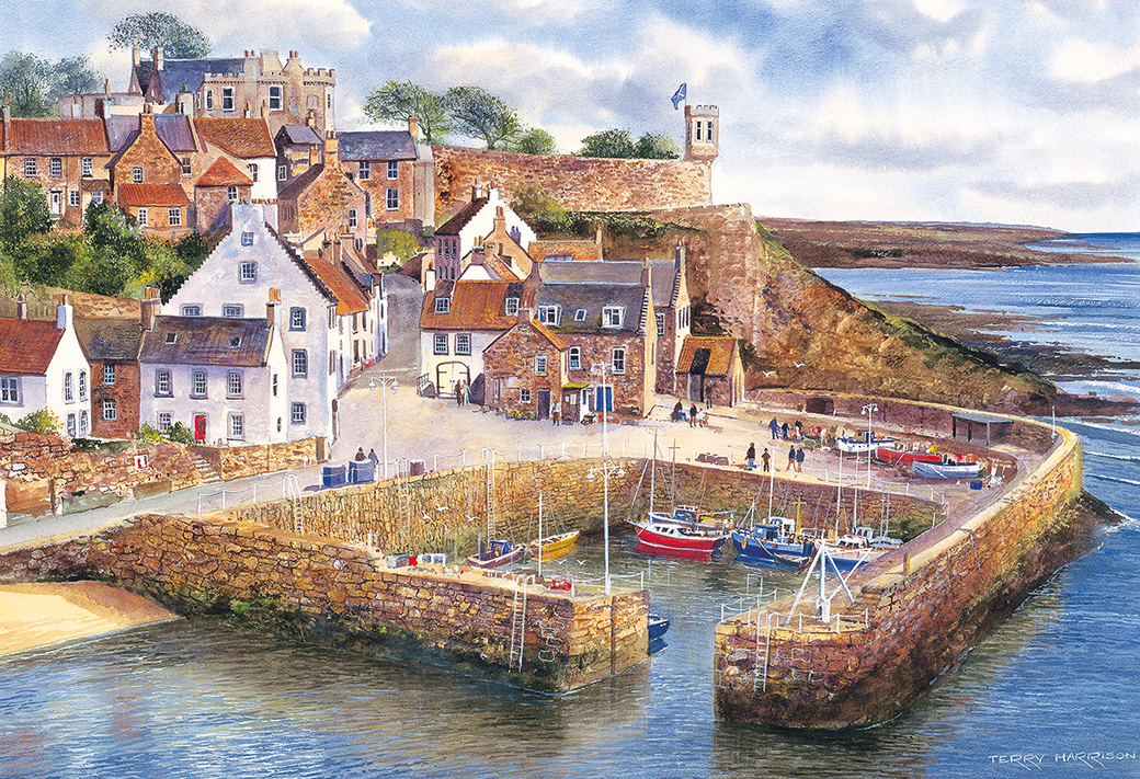 G5052 Holiday Harbours - Crail