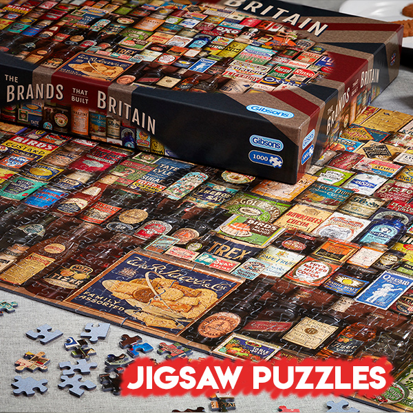Jigsaw Puzzles Homepage