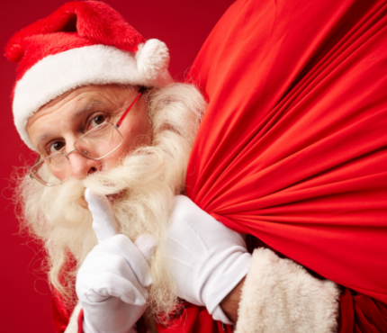 The dreaded office Secret Santa...