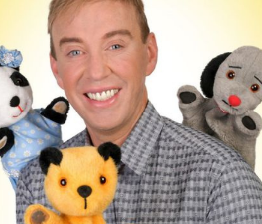 The Sooty Show entertaining the generations