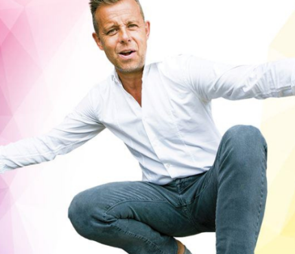 All about Pat Sharp's Fun House