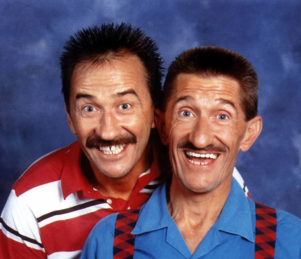 Chuckle Brothers: All about the iconic duo Paul and Barry Chuckle