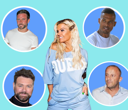 Kerry Katona's husbands: A dive into the relationships of the TV star