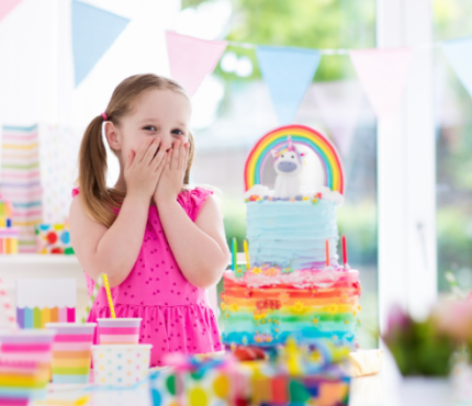 The Magic of Online Birthday Parties