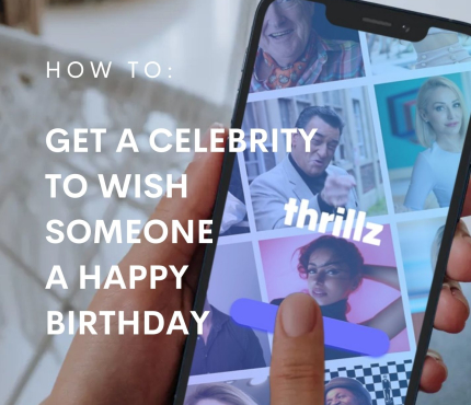 How To: Get a Celebrity to Wish Someone a Happy Birthday