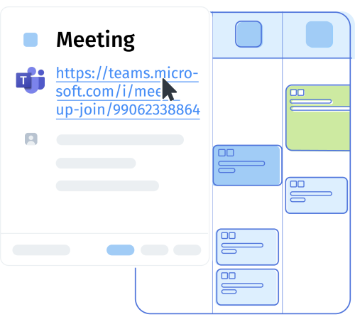MS Team Integration illustration