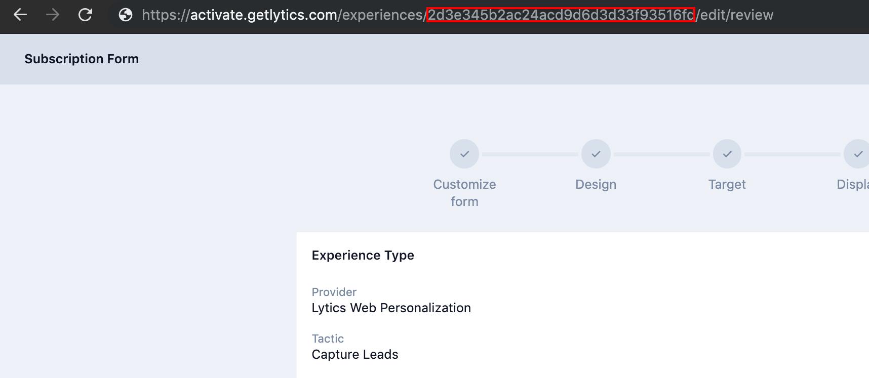 Learn Lytics | Unlock Additional Web Personalization