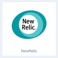 new relic integration tile