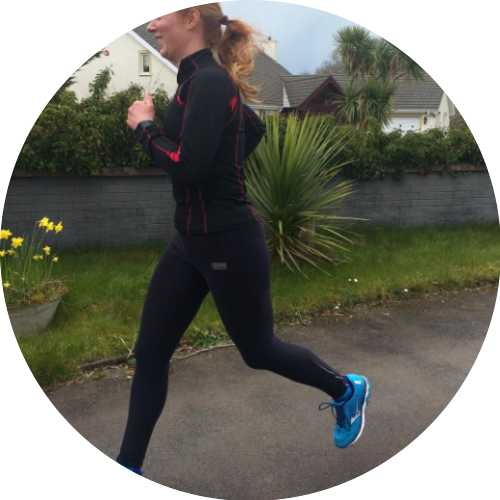 gingervegan runner