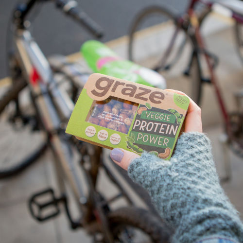 bike veggie protein power