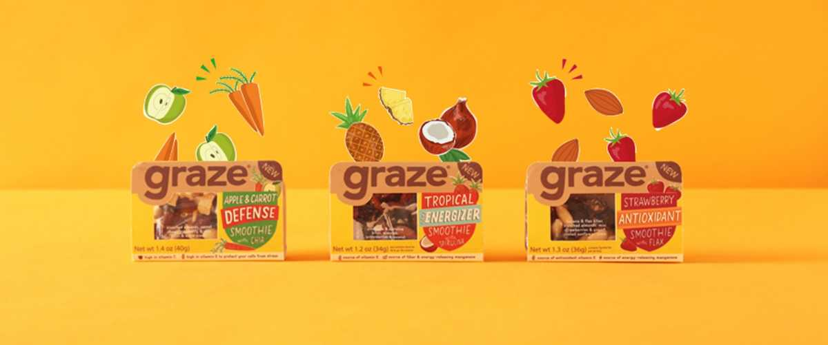 smoothie snacks header