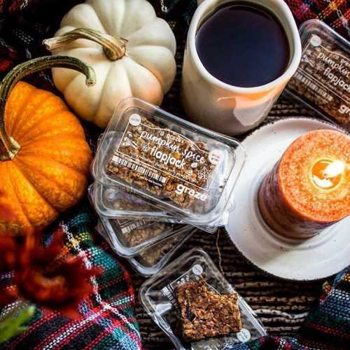 cosy candle pumpkin spice