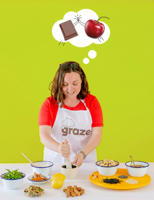 graze meet the taste experts grace content