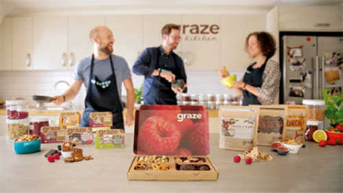 graze taste experts kitchen