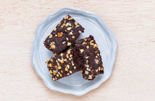 graze brownie