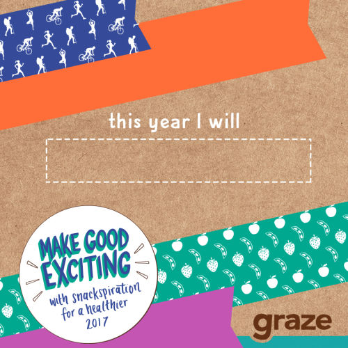 this year I will make good exciting