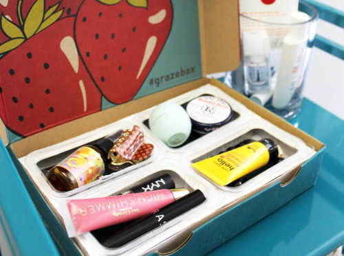beauty graze box
