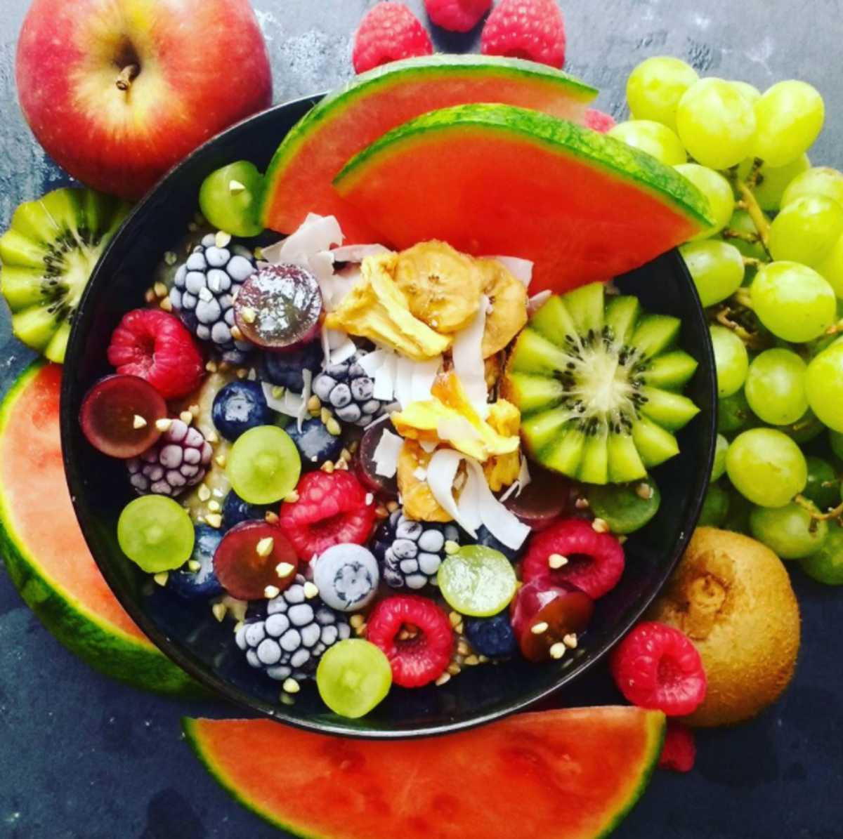 fruity bowl
