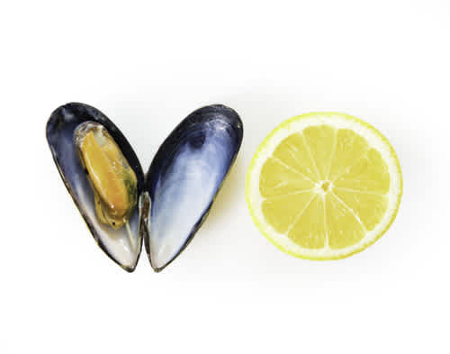 mussels lemon