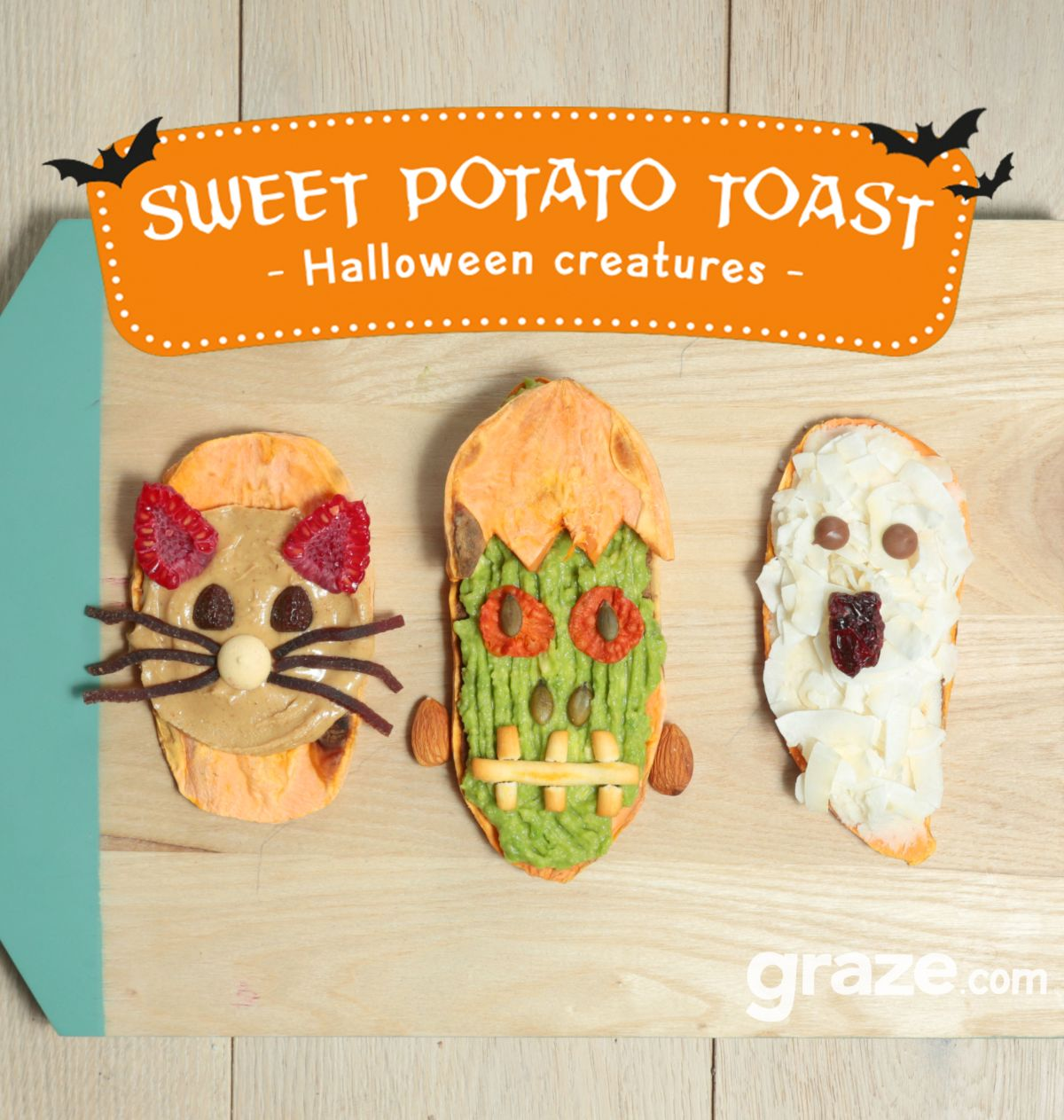 Halloween Toasts