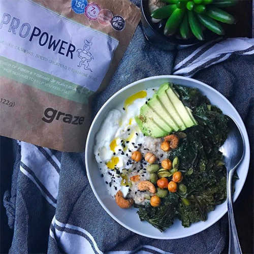 pro power avocado oats chickpeas kale resized