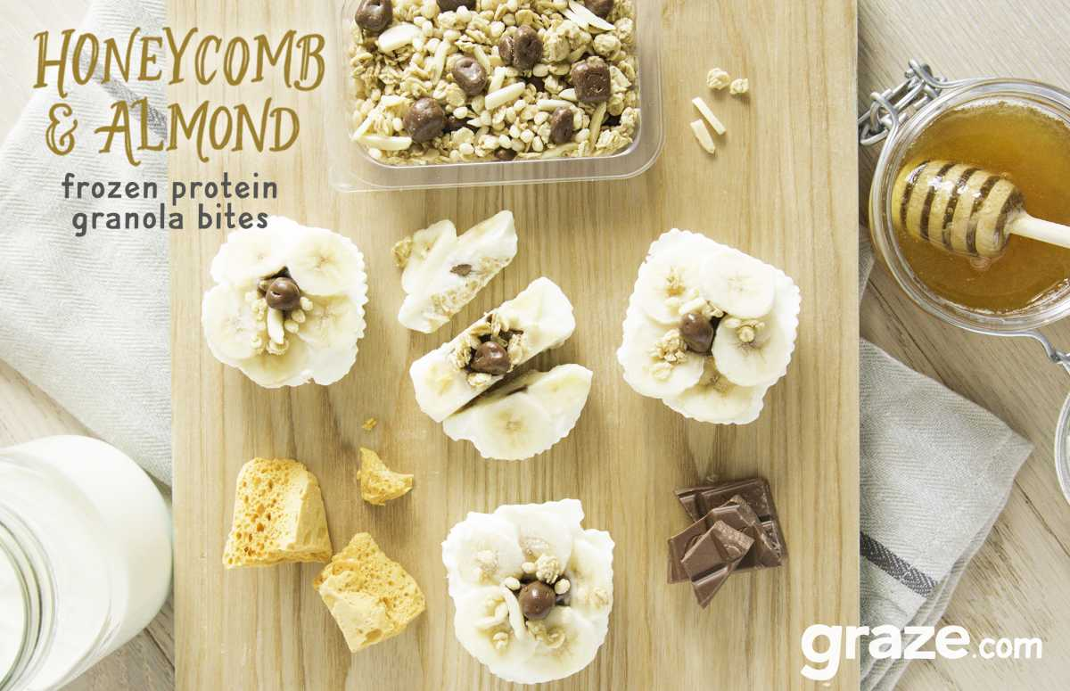 honeycomb & almond