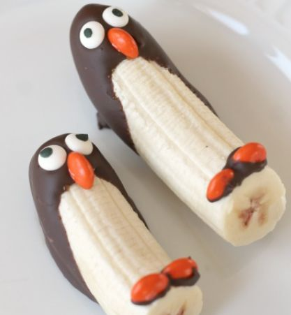 banana penguins