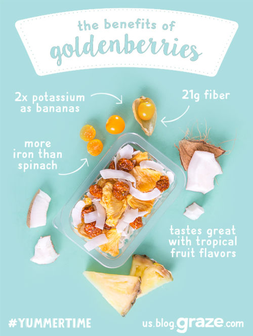 goldenberries benefits of infographic
