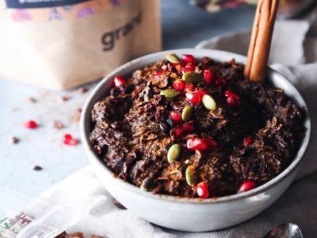 chocolate oats