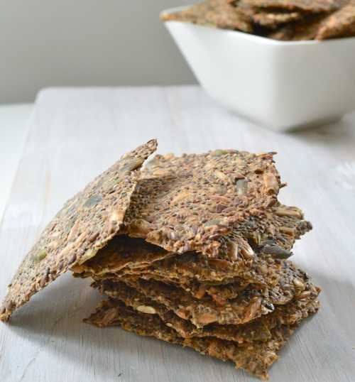 chia seed crackers (guest)