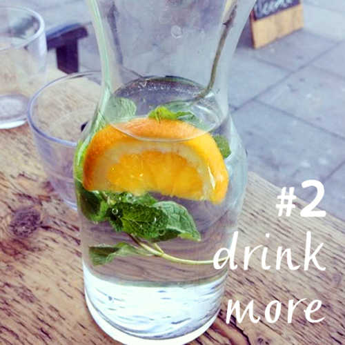 drink more