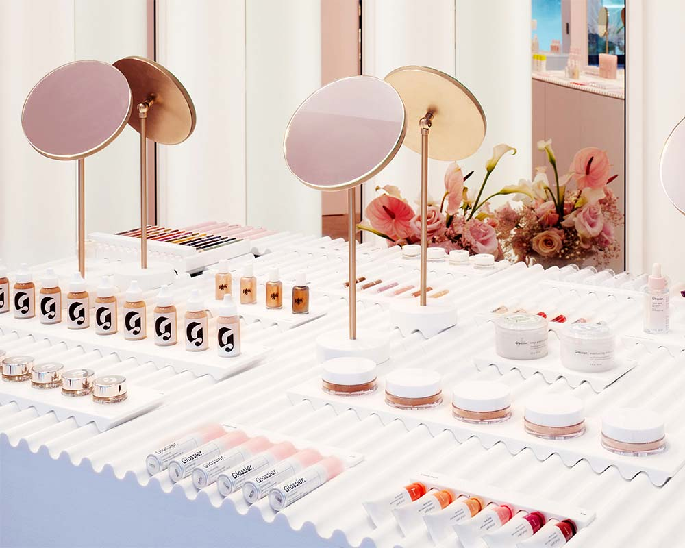 Glossier NYC