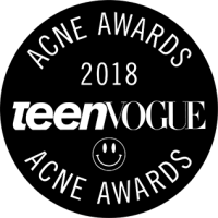 Teen Vogue Award - Solution