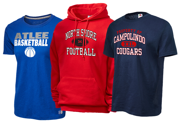 High School K 12 Apparel And Fan Gear
