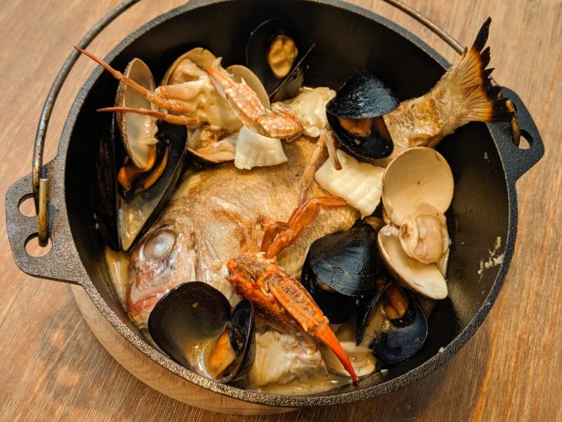 渋谷 イタリアン 魚