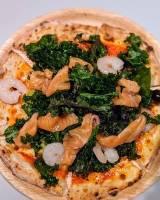 豊富なピザ