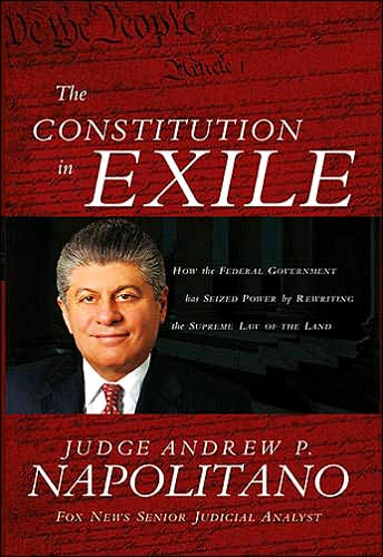 The Constitution in Exile book cover