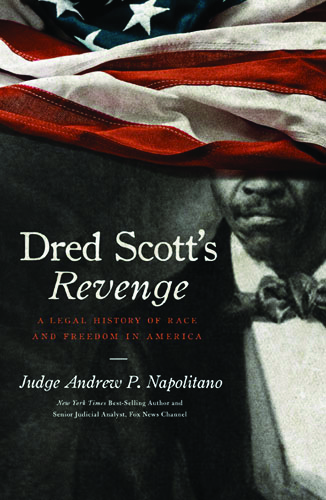 Dred Scott's Revenge book cover
